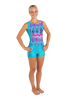 Jewels Ocean Tank Leotard