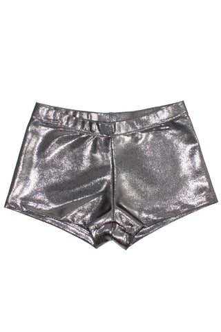 Mystique Shorts - Gunmetal