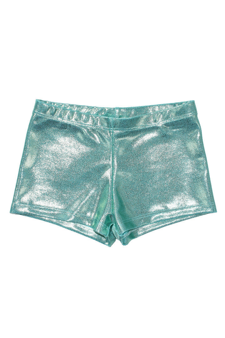 Mystique Shorts - Mint