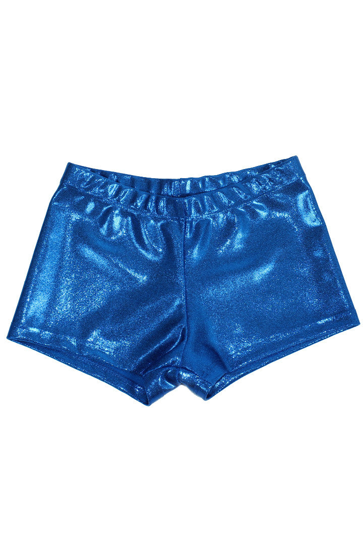 Mystique Shorts - Pacific Blue