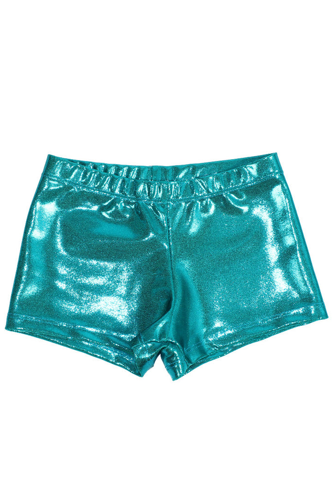 Mystique Shorts - Teal