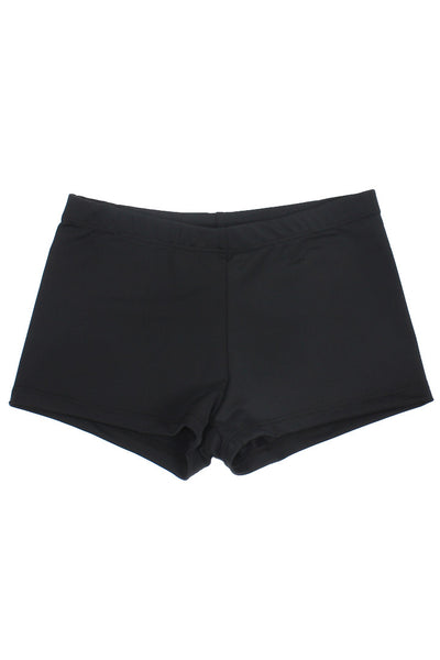 Nylon Shorts - Black