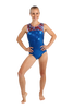 Patriotic Hero Tank Leotard - Pacific Blue