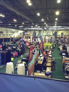 Walt Disney World Marathon Expo