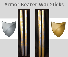 Armor Bearer War Sticks
