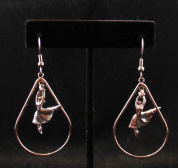 Teardrop Dancer Earrings