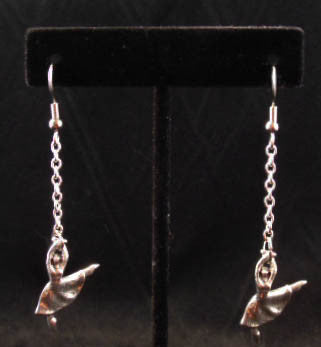 Dangling Dancer Earrings