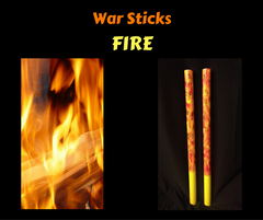 Fire War Sticks