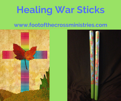 Healing War Sticks