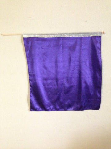 Majestic Purple Flag