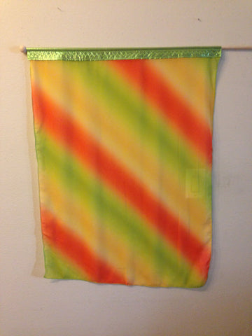 Yellow, Orange, Lime Ombre Flag (Limited Edition)