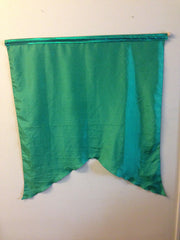 Green Warfare Sword Flag (Only 2 available)