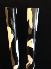 Grey Camo War Sticks