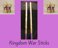 Kingdom War Sticks