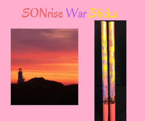 SONrise War Sticks