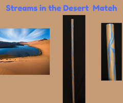 Streams in the Desert Mateh