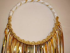 Bride of Christ Praise Hoop-Gold