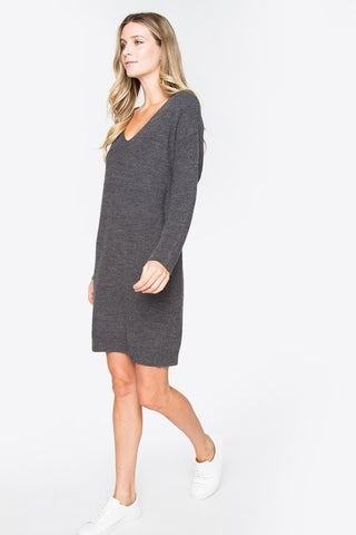 Andre Cut Out Sweater Dress