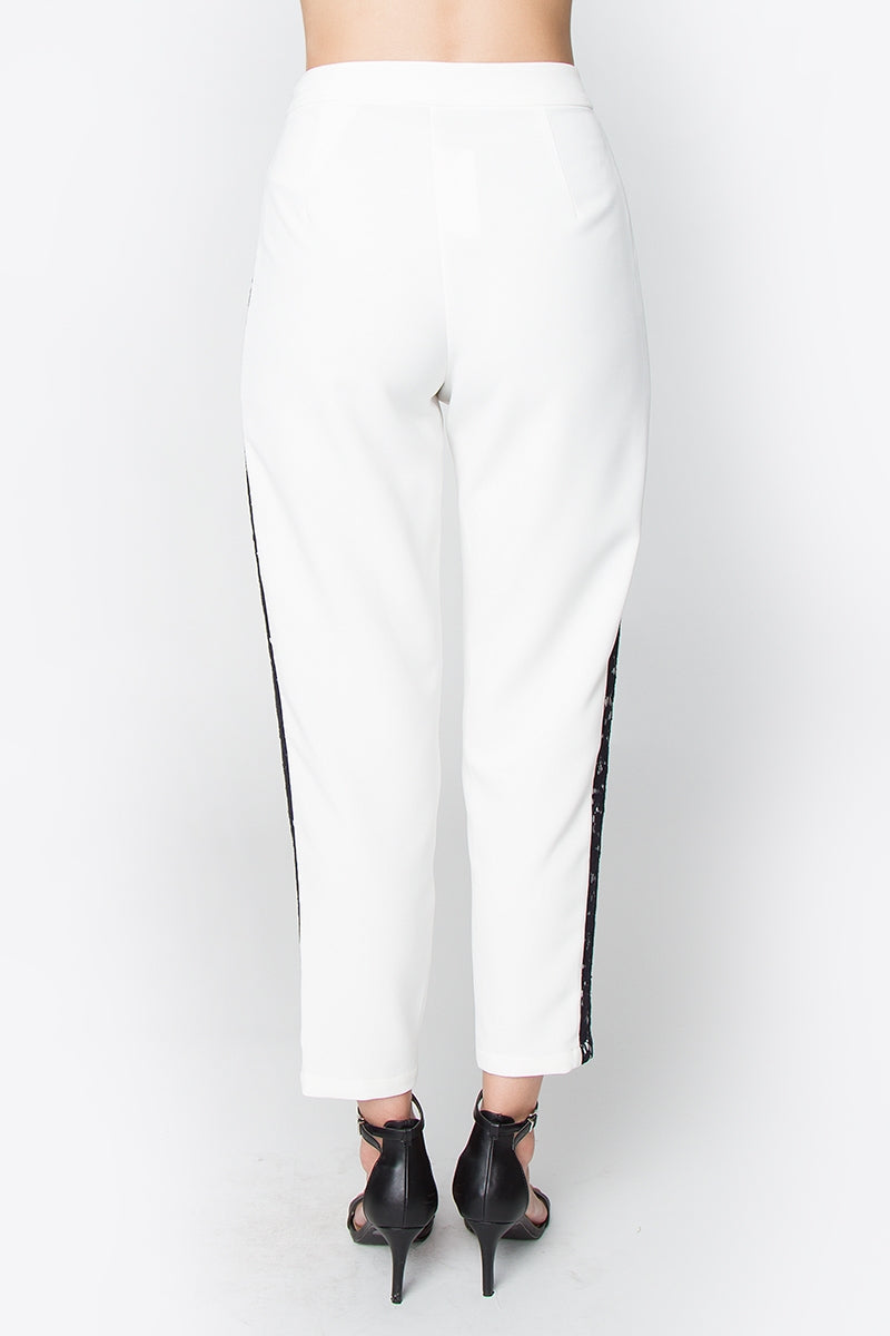 Diya Cropped Pants