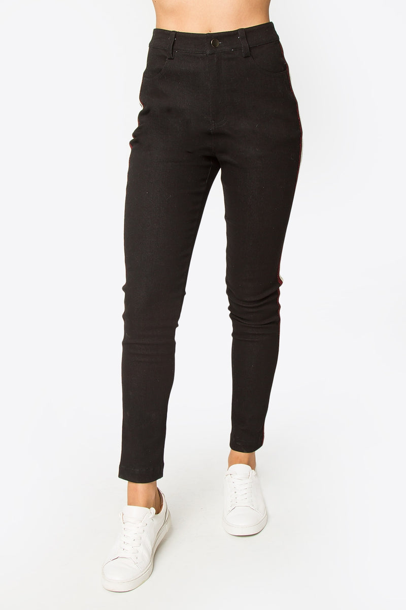Kurby High Rise Jeans