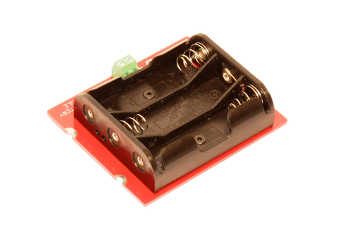 3 AA Battery Holder JIGMOD
