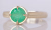 Colombian Emerald Compass Ring