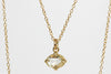 .38ct Rosecut Diamond Necklace
