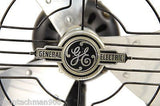 General Electric GE 3 Blade 3 Speed Oscillating Fan 272698-1 works