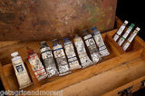 ARTISTS PAINT BOX w/ Pallet and Paints Vintage!