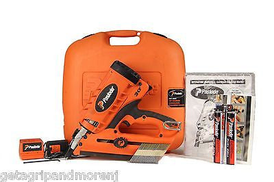 Paslode CF-325 30 Degree Cordless Framing Nailer with Case