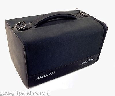 Bose iPod Sound Dock Series I- White w/ Carrying Case