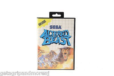 Sega Genesis Altered Beast Rare