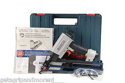 Bosch FNA250-15 15-Gauge 2-1/2 in. Angled Finish Nailer -  new in box