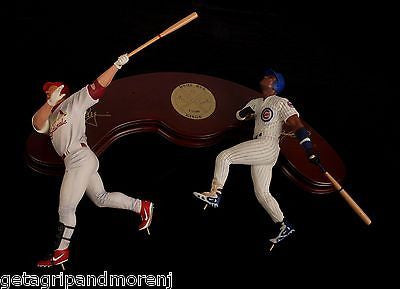 DANBURY 1998 Home Run Kings Mark McGwire and Sammy Sosa Figure New!
