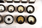 20 Panel Meters - Beede, Weston, Simpson, Kepco and more - Vintage