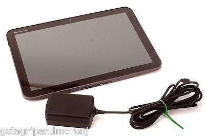 "MOTOROLA XOOM Black 32GB Android 4.1.2  10.1"" Tablet WiFi Excellent Condition!"