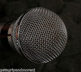 Two Unisphere Shure and One Argonne Vocal Microphones with case USA
