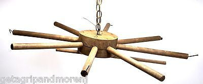 CANDLE Dryer Hanging Handmade Wooden PRIMITIVE Antique!