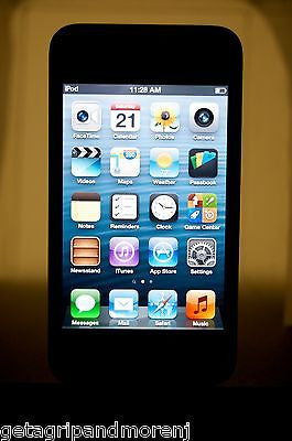 APPLE iPod touch A1367 4th Generation Black 32 GB In Good Condition!