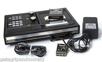 COLECO VISION Arcade Quality Video Game Console System With Donkey Kong!