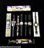 LOT OF 9 COLLECTIBLE VINTAGE Watches!