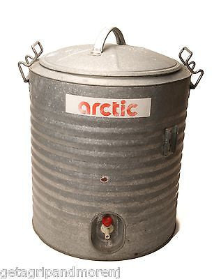 "ARTIC 5 Gallon 22"" Inch Cooler Vintage"