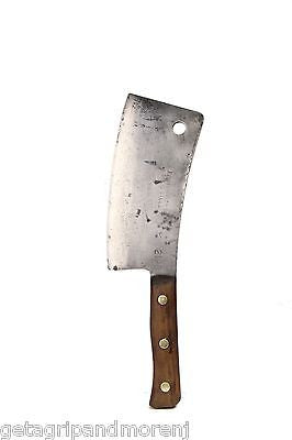 Foster Brothers 2190 Solid Steel Meat Cleaver Knife