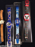 Disney WATCH Lot of 9 New and Used Watches!