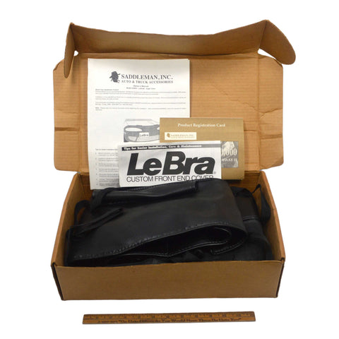 "New (Open Box) LeBra for 1997-98 EAGLE TALON ""CUSTOM FRONT END COVER"" #55651-01"