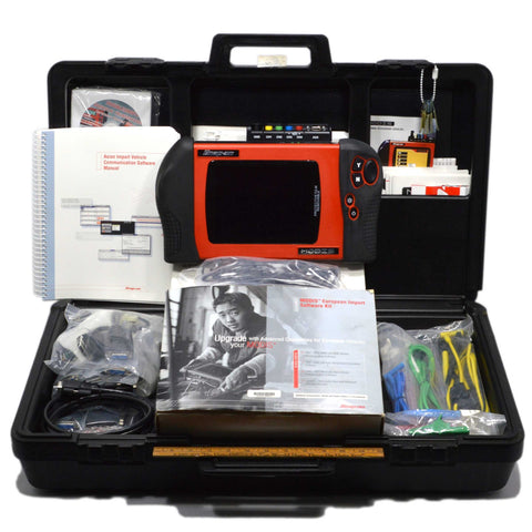 "Briefly Used SNAP-ON ""MODIS"" SCANNER Diagnostic Set No. EEMS300 + Software Kits!"
