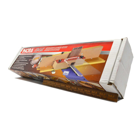 "New (Open Box) INCRA IBOX ""TABLE SAW & ROUTER TABLE"" 1/8-3/4"" Box Joint Range"
