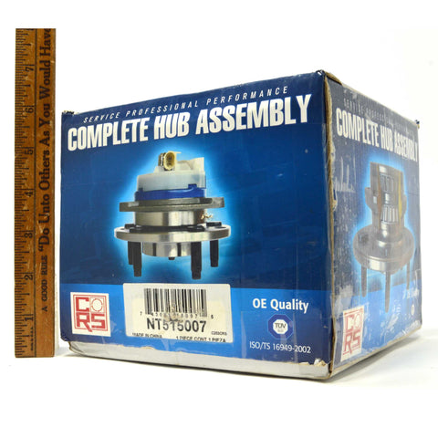 "New in Open Box CRS ""COMPLETE HUB ASSEMBLY"" No. NT515007 Never Used COMPLETE"