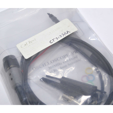 "New! ""OSCILLOSCOPE PRO"" #CT3133RA by CAL TEST ELECTRONICS Factory Sealed 350MHz"