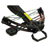 "Never Fired! BARNETT ""GAME CRUSHER"" CROSSBOW w/ 3 Headhunter Arrows & 4X32 SCOPE"